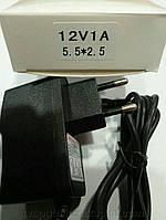 Блок питания 12В 1,0А стабилизированный Prowest (5.5х2.5 мм) 12V 1ah