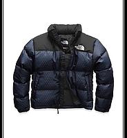 Зимний мужской пуховик The North Face 1996 ENGINEERED JACQUARD NUPTSE JACKET Оригинал