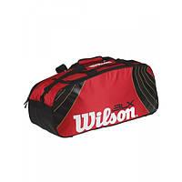 Сумка Wilson BLX Team Duffle Bag Red (WRZ802000)