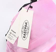 Рюкзак в стиле Eastpak розовый, фото 3