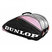 Чехол Dunlop 6 Racket Thermo Pink 816805 (816805)