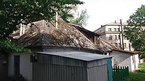 Полный демонтаж старой крыши и монтаж новой на пр. Петровского 3