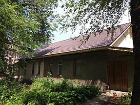 Полный демонтаж старой крыши и монтаж новой на пр. Петровского 10