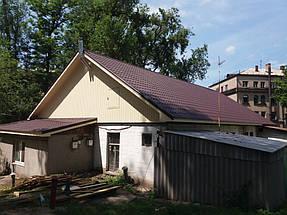Полный демонтаж старой крыши и монтаж новой на пр. Петровского 12