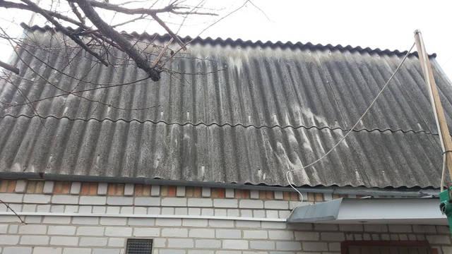 Обновление крыши на Даче -1
