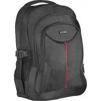 "Рюкзак для ноутбука Defender Carbon 15.6"" black (26077), фото 1"