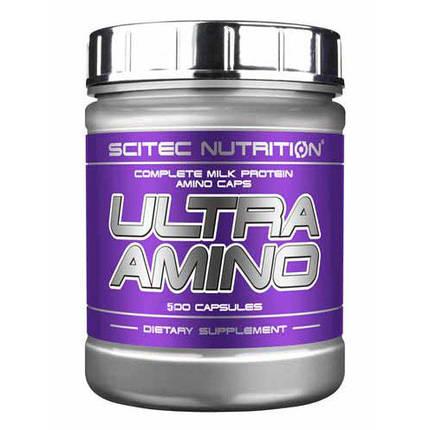 Амінокислоти Scitec Nutrition Ultra Amino, фото 2