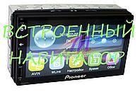 "Автомагнитола пионер Pioneer 7023 2DIN короткая база 7"" GPS, фото 2"