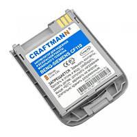 Аккумулятор Craftmann BENQ-SIEMENS CF110 (EBA-180) Усиленный, фото 1