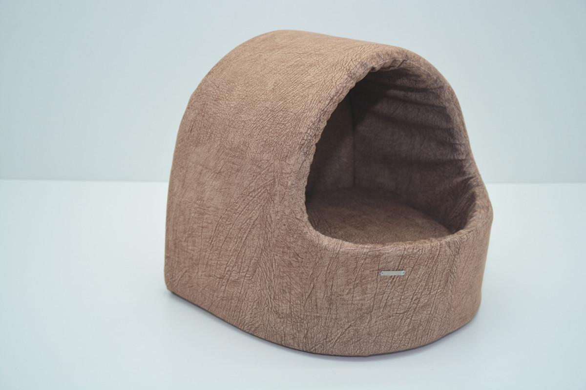 Домик для кошек и собак Мечта 36х32х32 см Коричневый (256917/1)