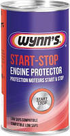 Присадка в масло для двигателей `Старт-Стоп` Wynn`s Start-Stop Engine Protector 77263 (325 мл)