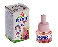 Жидкость от комаров 45 ночей PICNIC Baby