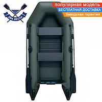 Моторная лодка Sportex Шельф 250S двухместная