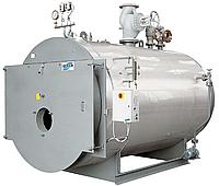 Паровой котел с газовой горелкой Ivar BLP 400 кг пара в час