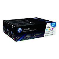 Картридж HP CLJ  125A CMY Tri-Pack CP1215/ CP1515 (CB541/542/543) (CF373AM)
