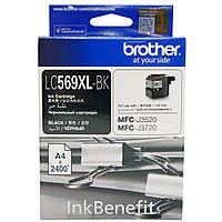 Картридж Brother MFC-J3520 XL black (LC569XLBK)