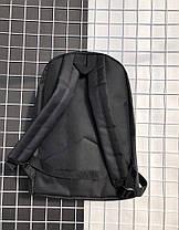 Рюкзак в стиле Thrasher черный, фото 3