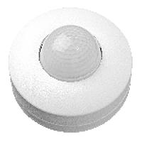 Датчик движения «НЛО мини 3D», 360°, расстояние макс. 12м, IP20, макс. нагрузка 1200Вт