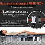 ✅Надувна ліжко Intex 67770, 152 х 203 х 32 , вбудований електронасос. Двоспальне, фото 4