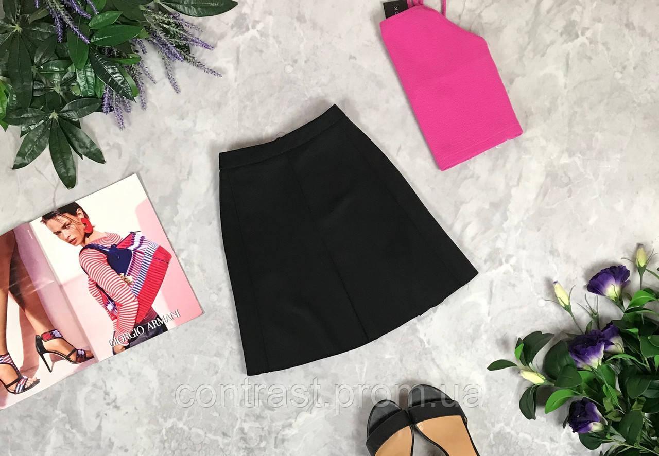 Аккуратная юбка для базового гардероба  KI1924038