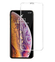 "Защитное цветное стекло Mocolo (full glue) на весь экран для Apple iPhone XS Max (6.5"")"