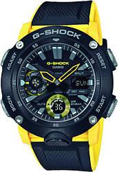 Годинник чоловічий CASIO G-SHOCK GA-2000-1A9ER