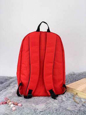 Рюкзак в стиле Palace красный, фото 2