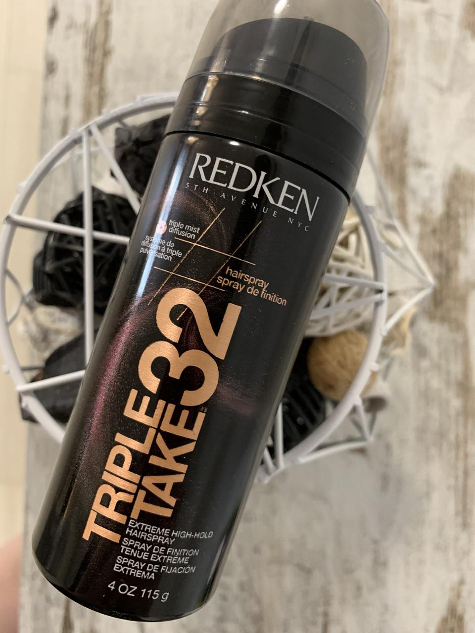 Лак для волос ультра-сильной фиксации REDKEN High-Hold Hairspray