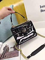 Женская сумка копия Фенди Fendi качественная эко-кожа дорогой Китай