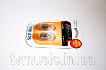 Автолампы Philips Premium R10W (12814B2)
