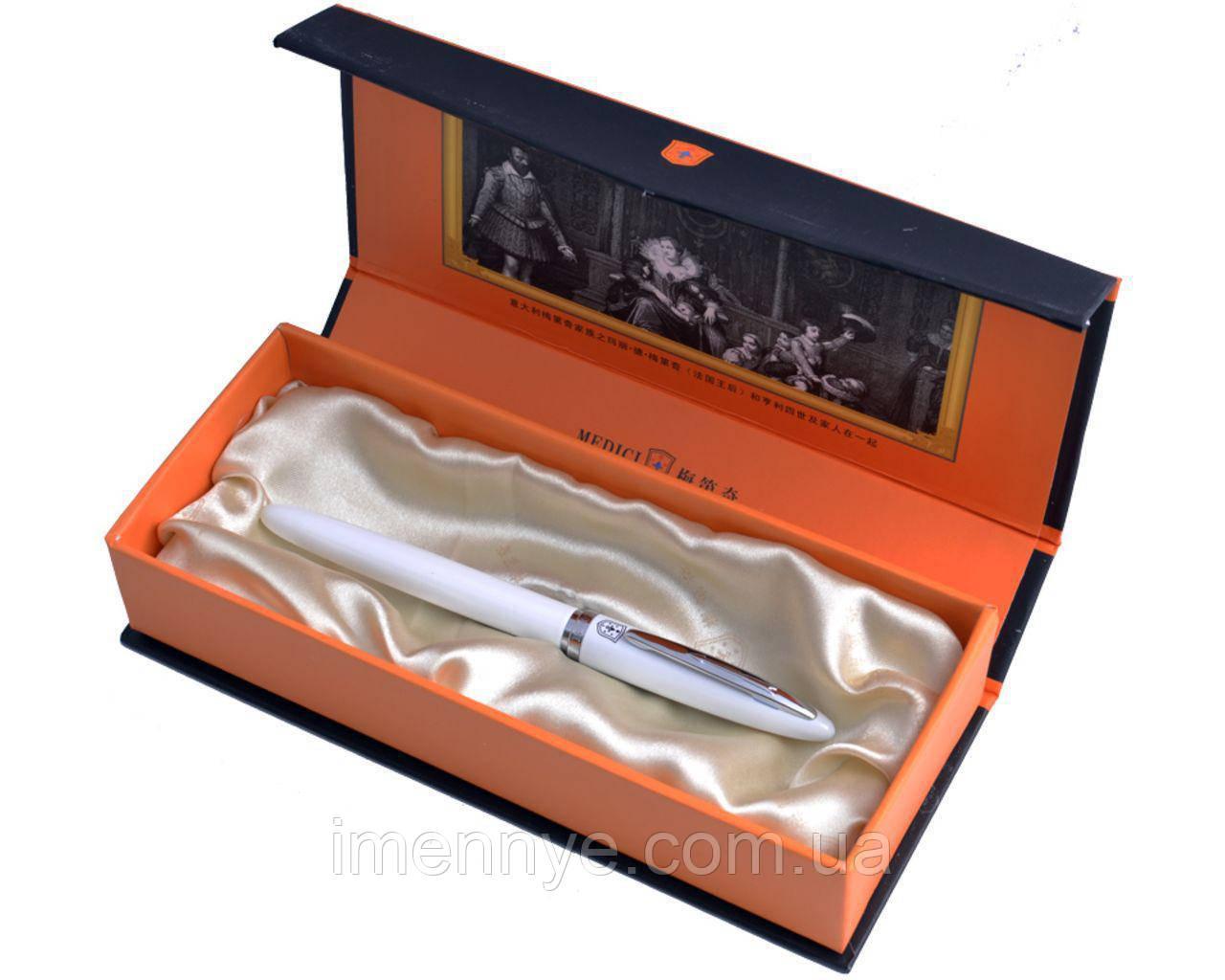 Подарочная ручка марки Medici