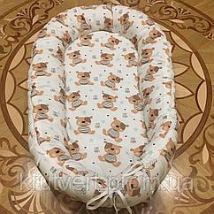 Кокон-гнездышко Мишки со звездочками