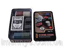 Покерный набор с колодой карт