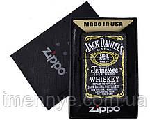"""Универсальная зажигалка на подарок мужчине """"Jack Daniels"""""""
