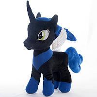 Мягкая игрушка Коник Пони Принцесса Луна черная 33 см (литл пони my litle pony) 00084-84 Украина