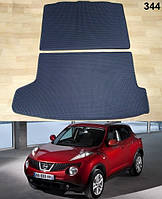 Коврики багажника Nissan Juke '11-. Автоковрики EVA, фото 1