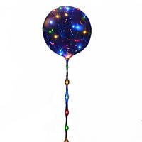 Воздушный шарик Bobo-balloons c подсветкой Led (BOL01)