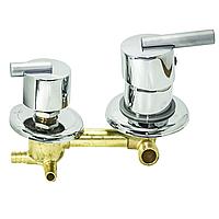 Змішувальний вузол для гідробоксу, душової кабіни на три положення ckl3090f. (Оригінал)