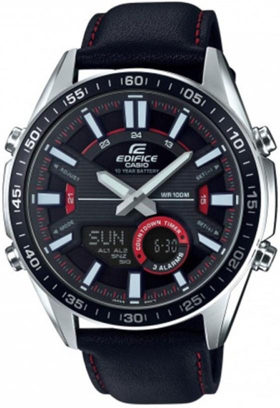 Годинник чоловічий CASIO EDIFICE EFV-C100L-1AVEF