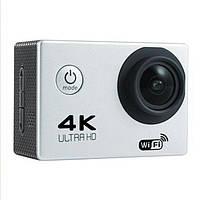 Видеокамера Noisy F60B Wi-Fi 4K White (500663625)