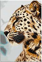 Набор для вышивки крестом Luca-S BU4006 «Леопард»