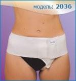 Бандаж противогрыжевый паховий односторонній 2036 Алком (Україна)