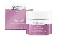 Vitaforce Ace Body Cream - Крем для тела с витаминами А С Е, 200 мл
