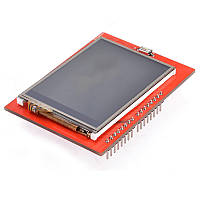 "LCD TFT 3.5"" Touch shield для Arduino UNO"