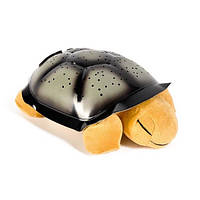 Музыкальный ночник-проектор Turtle Night Sky Бежевый (TN013)