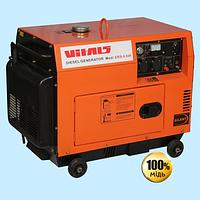 Генератор дизельный VITALS ERS 4.6dt (4.6 кВт), фото 1
