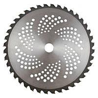 Диск для триммера 10 х 80Т х 25.4 мм с победитовыми напайками (775)