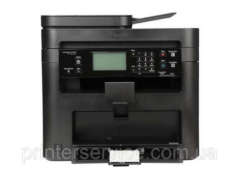 Черно-белое лазерное МФУ Canon i-SENSYS MF216n  c ADF и Ethernet