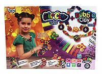Набор креативного творчества из пластилина ARBB-01 Air clay + Bubble clay