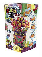 Набор креативного творчества Danko Toys BBC-V Bubble Clay Ваза